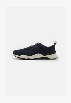 CONCRETE TRAIL OXFORD - Sneaker low - navy