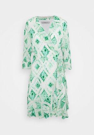LIVREA - Robe d'été - verde smeraldo