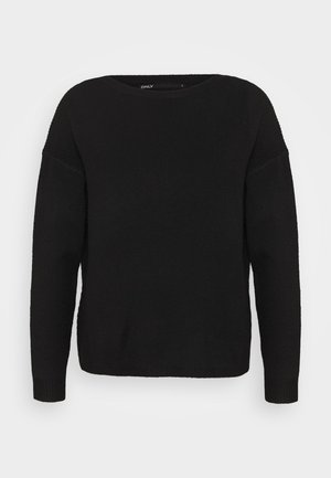 ONLPRIME - Jumper - black