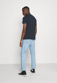 Replay - TEE - T-shirt med print - blue - 2