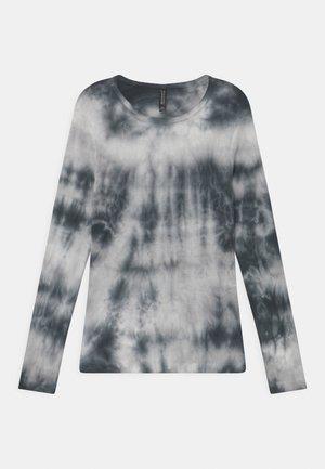 GIRLS LONGSLEEVE - Långärmad tröja - schwarz