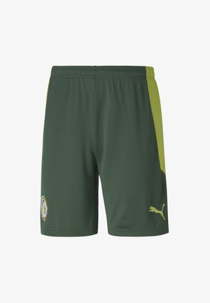 SENEGAL AWAY REPLICA  - Short de sport - dark green-limepunch