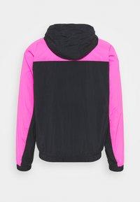 EA7 Emporio Armani - Summer jacket - black - 8