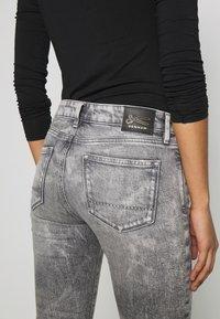 Denham - LIZ ANKLE - Jeans Skinny Fit - grey - 3