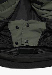 Brunotti - IDAHO BOYS SNOWJACKET - Laskettelutakki - beetle green - 5