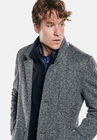Engbers - Classic coat - grau - 3