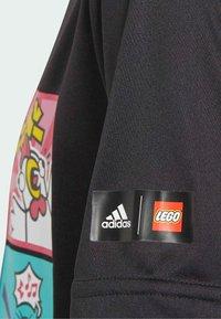 adidas Performance - ADIDAS PERFORMANCE ADIDAS X LEGO - T-shirt imprimé - black - 3