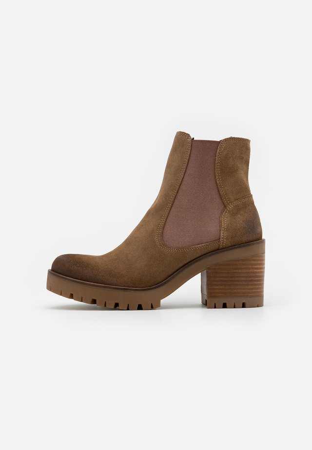 COSMO - Platform ankle boots - marvin stone