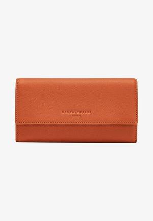 BASIC TALIA DÜNNES  - Wallet - sunset orange