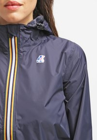 K-Way - LE VRAI CLAUDETTE - Veste imperméable - dark blue - 4