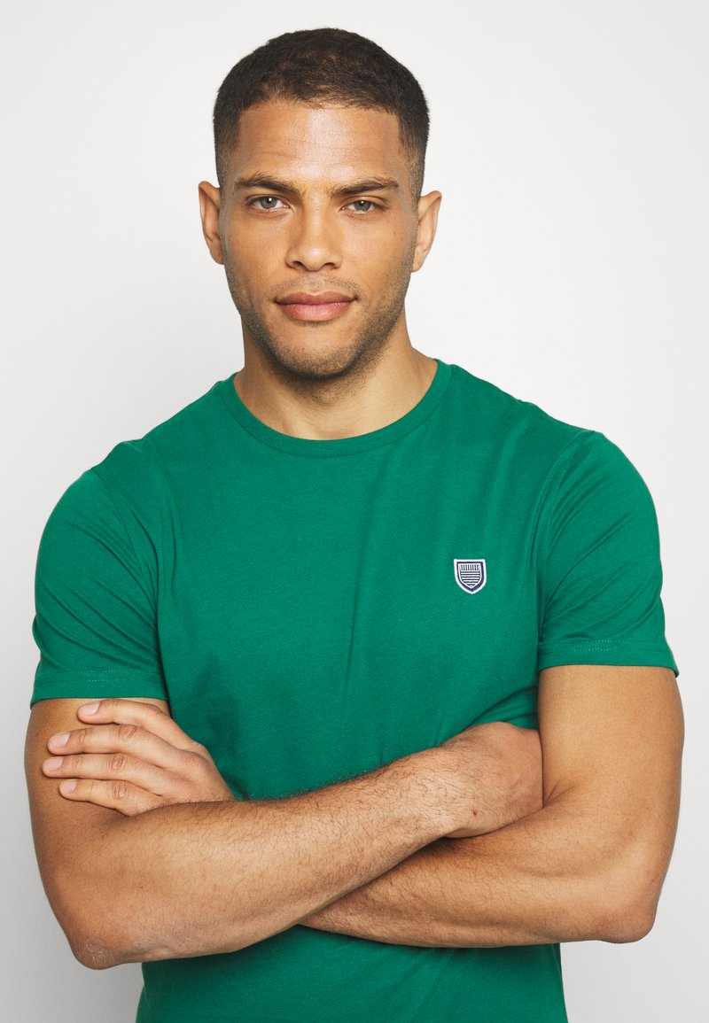 Pier One - T-shirt basic - dark green