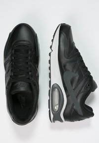 Nike Sportswear - AIR MAX COMMAND - Sneakers - black/anthracite/neutral grey - 1