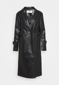 LANCER - Trenchcoat - black