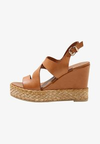 Inuovo - High heeled sandals - coconut ccn - 1
