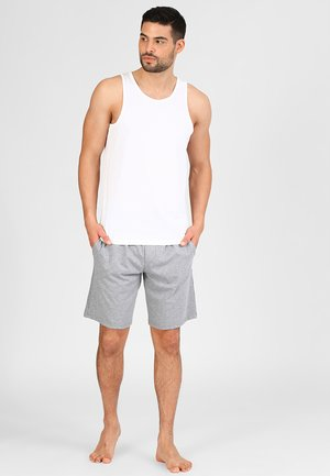 JACBASIC TANKTOP 2 PACK - Hemd - white