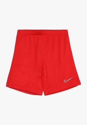 DRY ACADEMY  - Sports shorts - university red/white