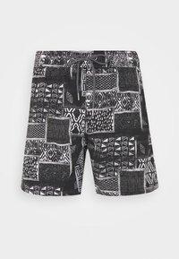 Cotton On - HOFF - Shorts - black/white - 3