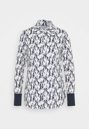 PRINTED - Button-down blouse - midnight