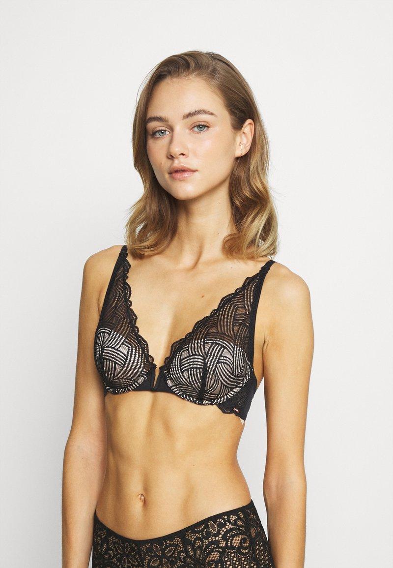 DORINA - BLAKE - Triangle bra - black