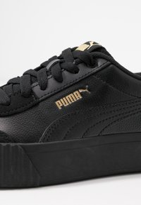 Puma - CARINA LIFT - Trainers - black - 2