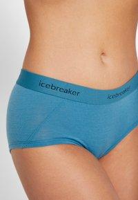 Icebreaker - SPRITE HOT PANTS - Boxerky - blue spruce - 1