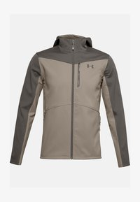 Under Armour - Fleecejas - highland buff