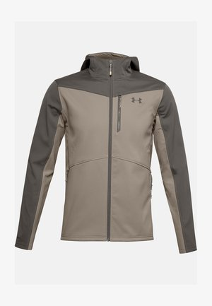 Fleece jacket - highland buff
