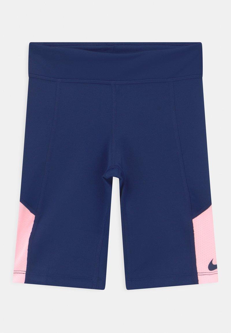 Nike Performance - TROPHY BIKE - Leggings - blue void/arctic punch