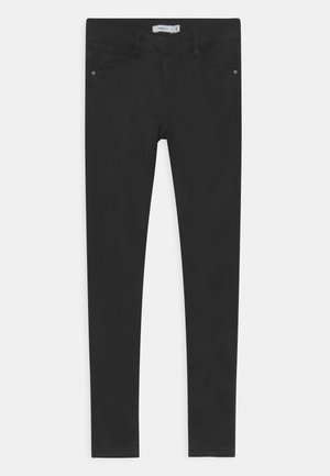 NKFPOLLY - Skinny džíny - black denim