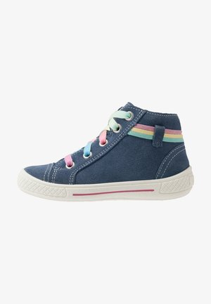TENSY - High-top trainers - blau