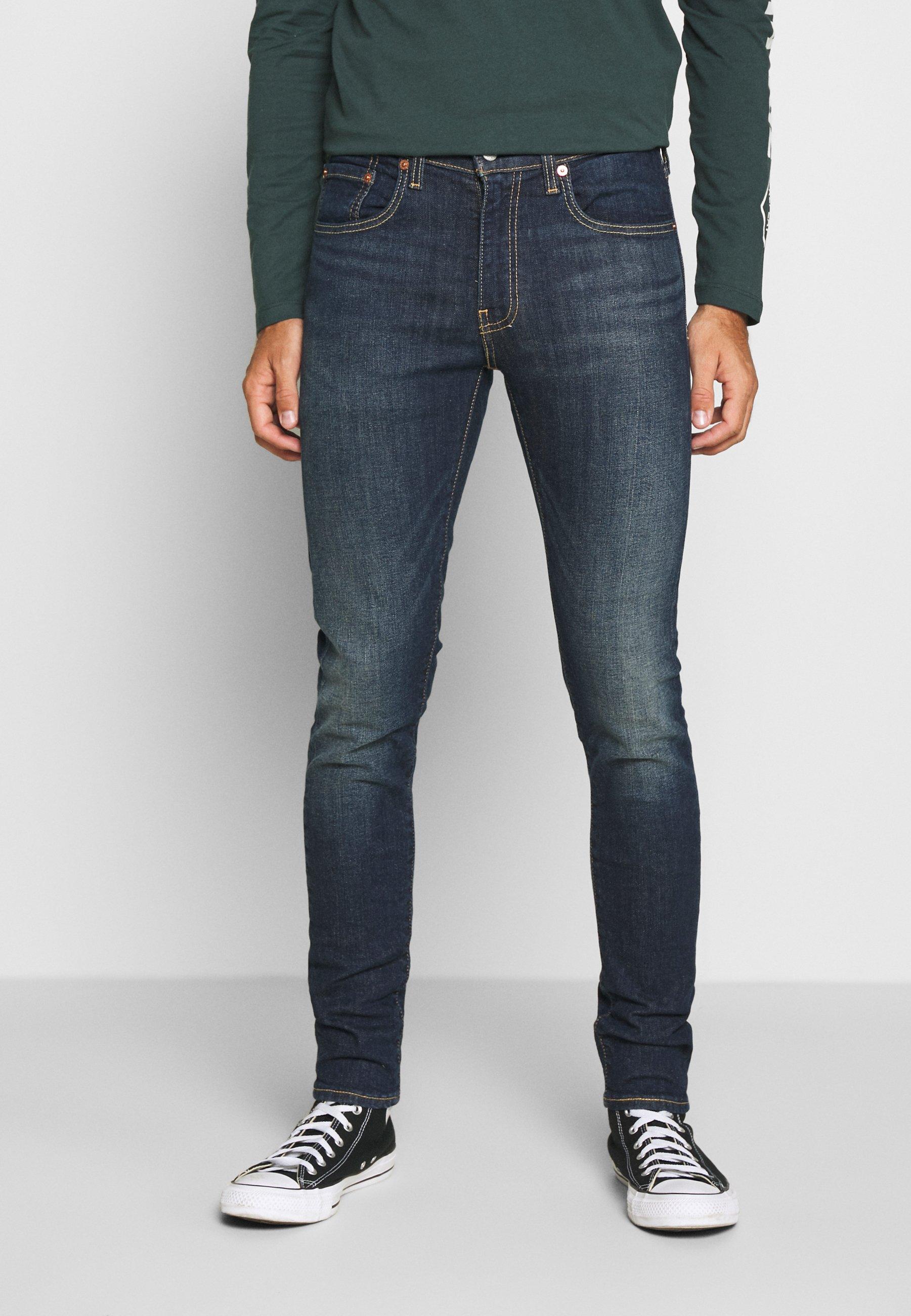 Men SKINNY - Jeans Skinny Fit - brimstone
