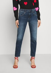 DRYKORN - LIKE - Relaxed fit jeans - dark-blue denim - 0