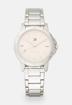 GIRLS WATCH - Montre - silver-coloured