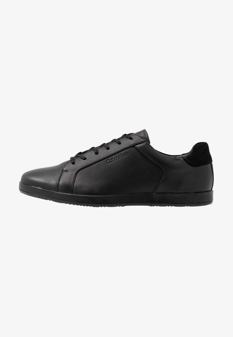 Calvin Klein - MAINE - Sneakersy niskie - black