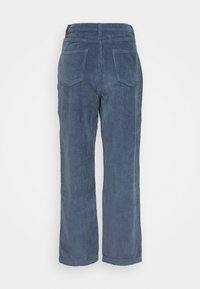 Missguided Petite - WRATH STRAIGHT - Straight leg jeans - blue - 1
