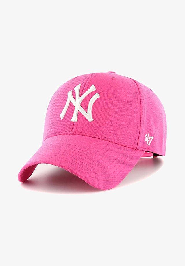 NY YANKEES  - Cap - pink