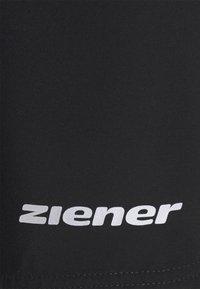 Ziener - NUCK X FUNCTION MAN  - Collant - black - 6