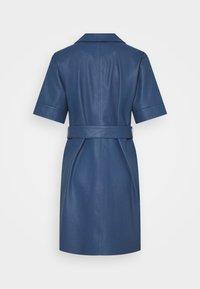Object - OBJZARIA DRESS  - Shirt dress - ensign blue - 1