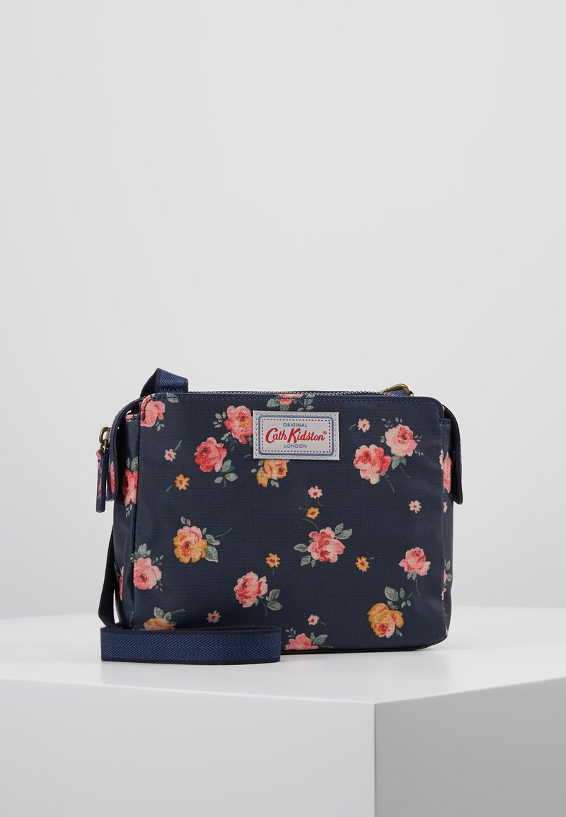Cath Kidston - MINI BUSY BAG UPDATE - Umhängetasche - navy