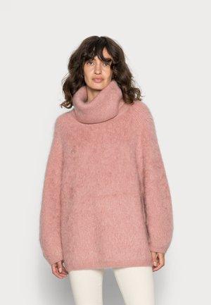 Jumper - soft pink