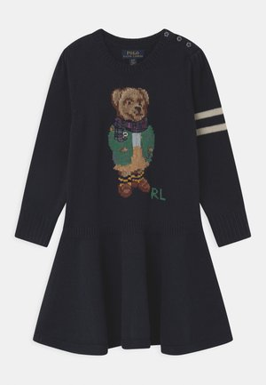 BEAR  - Jumper dress - navy