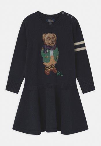 BEAR  - Jumper dress - navy