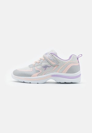 KANGAGLOZZY  - Sneakers - vapor grey/frost pink