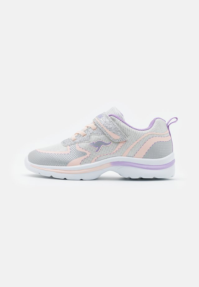 KANGAGLOZZY  - Sneaker low - vapor grey/frost pink