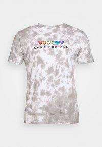 GAP - PRIDE - Print T-shirt - grey - 3