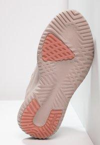 adidas Originals - TUBULAR SHADOW - Trainers - vapour grey/raw pink - 4