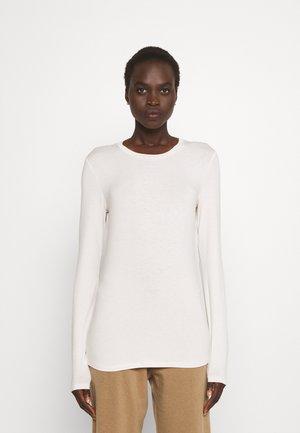 MULTIE - Long sleeved top - milk