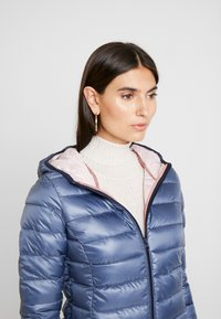Q/S designed by - Winter jacket - blue/grey - 4