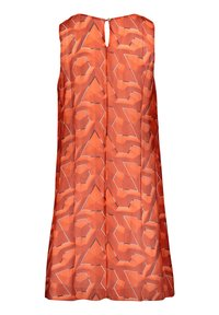 Cartoon - Day dress - orange/red - 3
