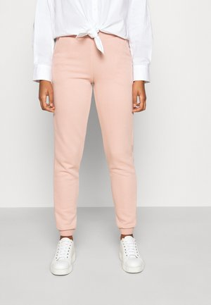 PCEMILA PANTS - Tracksuit bottoms - misty rose